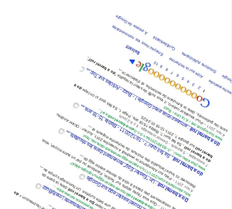 La magie de google ou la recherche interactive 20 - Comment trouver chuck norris j ai dla chance ...