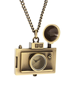 montre collier photo