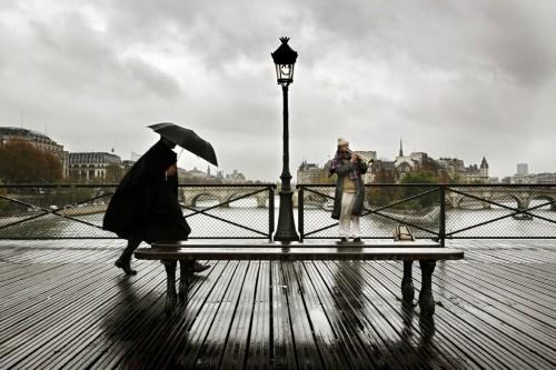 le sourire Paris Christophe Jacrot