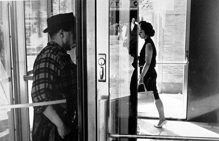 Lee Friedlander New York City, 1963