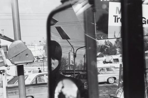 Lee Friedlander Hillcrest, New York, 1970
