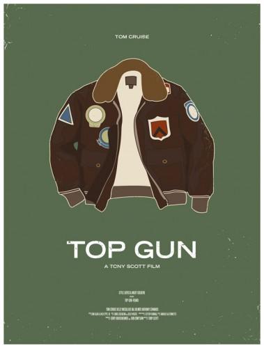 top gun affiche