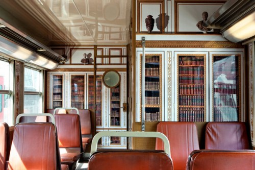 bibliotheque Louis XVI versailles sncf