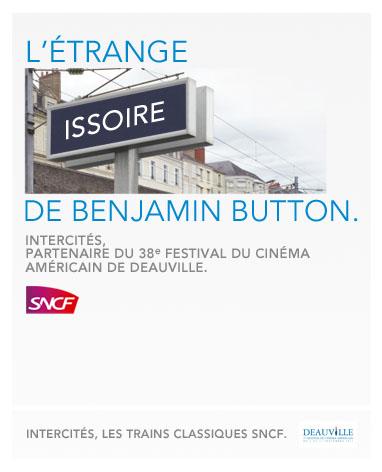 affiche_sncf_festival_du_cinema_americain_Deauville_ISSOIRE
