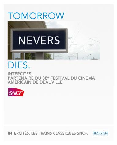 affiche_sncf_festival_du_cinema_americain_Deauville_NEVER