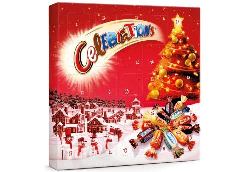 Calendrier avent chocolat - Calendrier de l avent sans chocolat ...