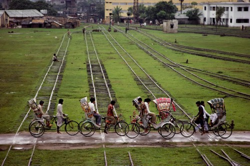 Steve McCurry, Bangladesh