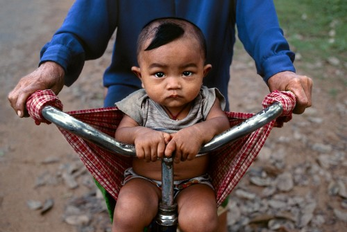 Steve McCurry, Cambodge