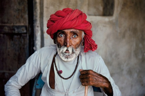 Steve McCurry, Inde