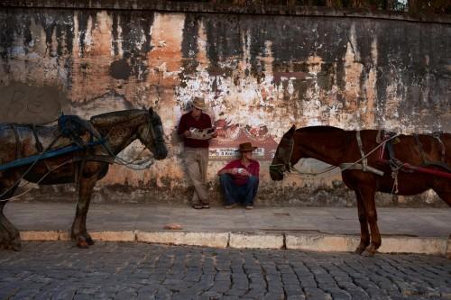 Steve McCurry, Lombari, Brazil