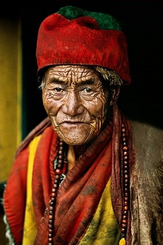 Steve McCurry, Lhasa, Tibet, 2000