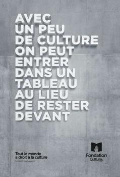 Campagne print de la Fondation Cultura par St John's (1)